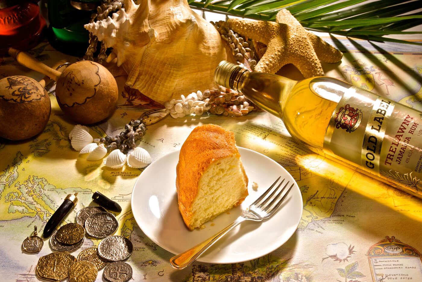 Golden Rum Cake Recipe Uk